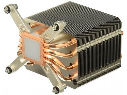 Кулер Intel AUPCWPBTP (92mm x 100mm), радиатор для процессора, вид 2