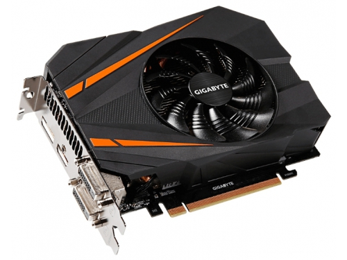 ���������� GeForce Gigabyte GeForce GTX 1070 1556Mhz PCI-E 3.0 8192Mb 8008Mhz 256 bit 2xDVI HDMI HDCP, ��� 2