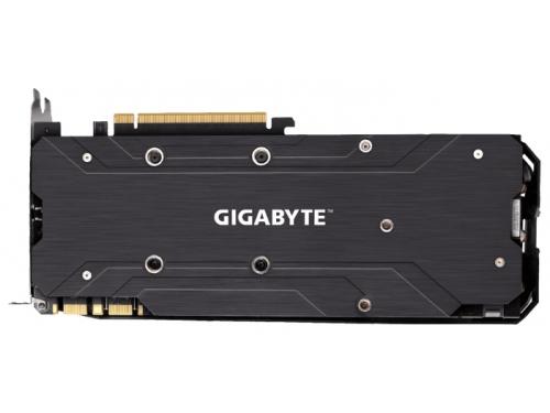 Видеокарта GeForce Gigabyte PCI-E NV GTX 1080 8192Mb 256b DDR5X (GV-N1080G1 GAMING-8GD), вид 3