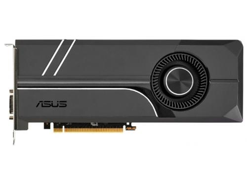 Видеокарта GeForce ASUS PCI-E NV GTX1070 8192Mb 256b DDR5 D-DVI+HDMI TURBO-GTX1070-8G, вид 1