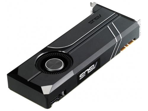 Видеокарта GeForce ASUS PCI-E NV GTX1070 8192Mb 256b DDR5 D-DVI+HDMI TURBO-GTX1070-8G, вид 4