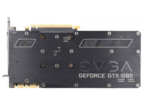 Видеокарта GeForce EVGA GeForce GTX 1080 1721Mhz PCI-E 3.0 8192Mb 10000Mhz 256 bit DVI HDMI HDCP (08G-P4-6286-KR), вид 3