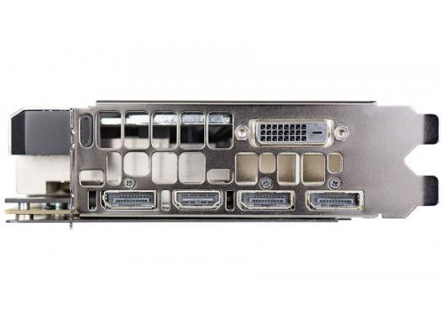Видеокарта GeForce EVGA GeForce GTX 1080 1721Mhz PCI-E 3.0 8192Mb 10000Mhz 256 bit DVI HDMI HDCP (08G-P4-6286-KR), вид 4
