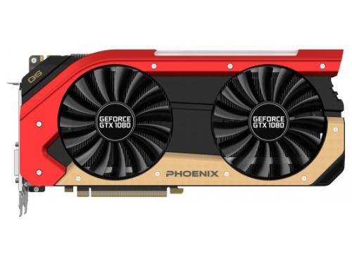���������� GeForce Gainward GeForce GTX 1080 (8192Mb, GDDR5X, DVI + HDMI + HDCP), ��� 1