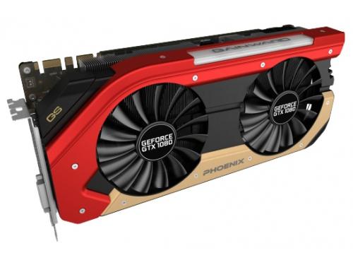 ���������� GeForce Gainward GeForce GTX 1080 (8192Mb, GDDR5X, DVI + HDMI + HDCP), ��� 2