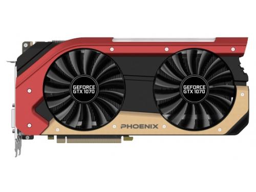 ���������� GeForce Gainward GeForce GTX 1070 Phoenix 8Gb (426018336-3699), ��� 1