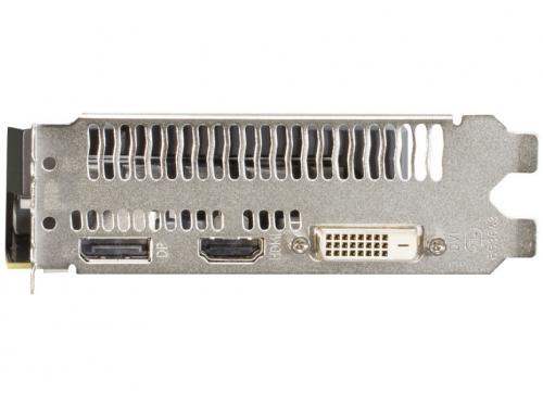 Видеокарта Radeon PowerColor Radeon RX 460 1090MHz PCI-E 3.0 2048Mb 7000MHz 128 bit DVI HDMI HDCP (AXRX 460 2GBD5-DH/OC), вид 3