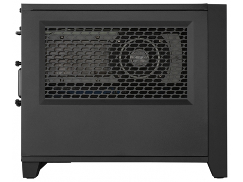 Корпус Corsair Obsidian 250D (CC-9011047-WW) Black без б.п., вид 1