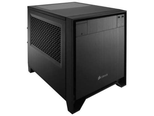 Корпус Corsair Obsidian 250D (CC-9011047-WW) Black без б.п., вид 2