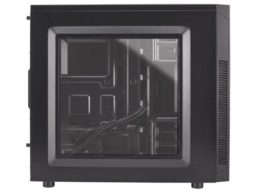 Корпус Corsair Carbide Series 100R (CC-9011075-WW) Black без б.п., вид 3