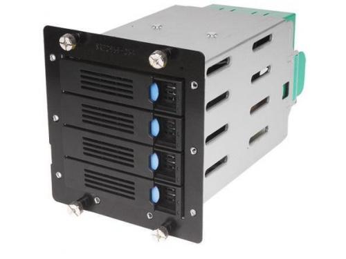 Серверный аксессуар корзина Chenbro 84H220910-085, для накопителей, вид 1