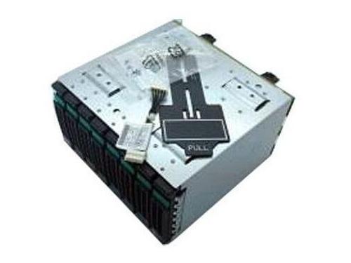 Аксессуар компьютерный Intel A2U8X25S3HSDK 935066, корзина для 8 жестких дисков 2.5'' (SAS), для сервера, вид 1