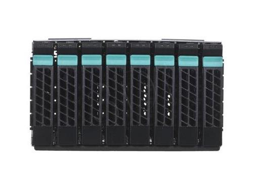 Аксессуар компьютерный Intel A2U8X25S3HSDK 935066, корзина для 8 жестких дисков 2.5'' (SAS), для сервера, вид 2