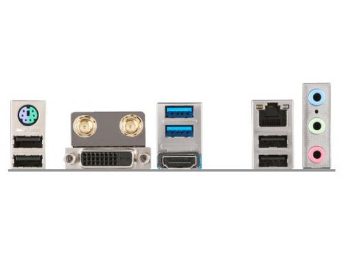 ����������� ����� MSI H170I PRO AC (mini-ITX, LGA1151, Intel H170, 2xDDR4), ��� 4