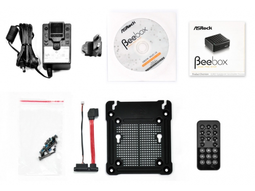 Неттоп ASRock Beebox N3000/B/BB , вид 5