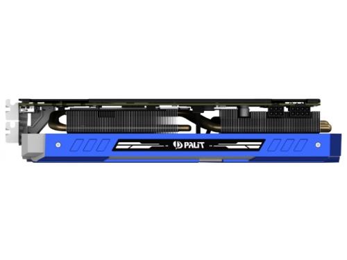 Видеокарта GeForce PALIT PCI-E NV GTX1080 GameRock 8192Mb 256b DDR5X, вид 4
