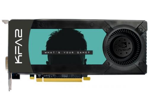 ���������� GeForce KFA2 GeForce GTX 970 1050Mhz PCI-E 3.0 4096Mb 7010Mhz 256 bit 2xDVI HDMI HDCP, 18239, ��� 2