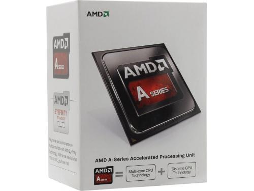 Процессор AMD A4-6300 Richland (FM2, L2 1024Kb, Retal), вид 1