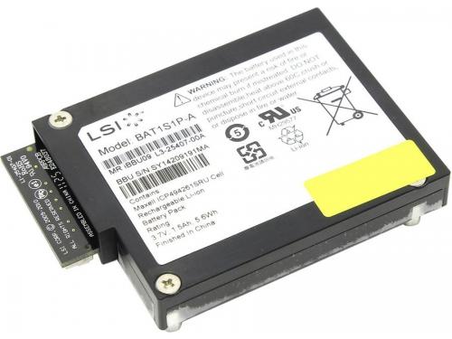 Батарея аварийного питания для RAID-контроллера LSI Logic MegaRAID iBBU09 (LSI00279), вид 1