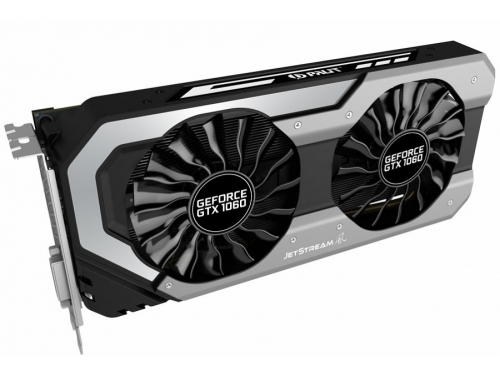 ���������� GeForce Palit GeForce GTX 1060 1506Mhz PCI-E 3.0 6144Mb 8000Mhz 192 bit 2xDVI HDMI (NE51060015J9-1060J), ��� 2