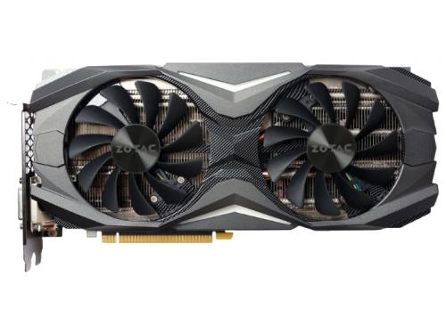 Видеокарта GeForce ZOTAC GeForce GTX 1070 1607Mhz PCI-E 3.0 8192Mb 8000Mhz 256 bit DVI HDMI HDCP, вид 1