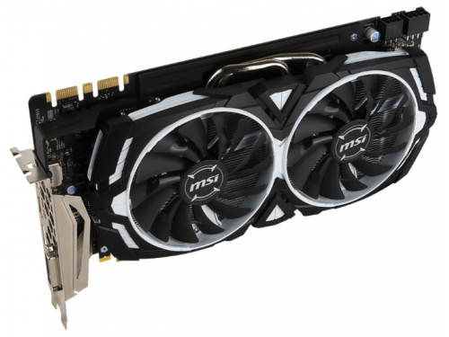 ���������� GeForce MSI GeForce GTX 1080 1657Mhz PCI-E 3.0 8192Mb 10010Mhz 256 bit DVI HDMI HDCP, ��� 3