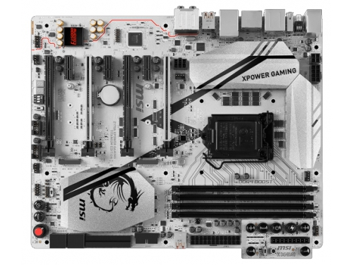 ����������� ����� MSI Z170A XPower Gaming Titanium Edition (ATX, LGA1151, Intel Z170, 4x DDR4), ��� 1