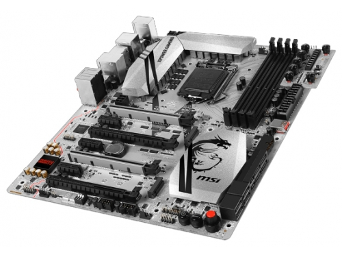 ����������� ����� MSI Z170A XPower Gaming Titanium Edition (ATX, LGA1151, Intel Z170, 4x DDR4), ��� 3