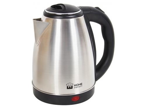 Чайник электрический Home-Element HE-KT151, cталь, вид 1