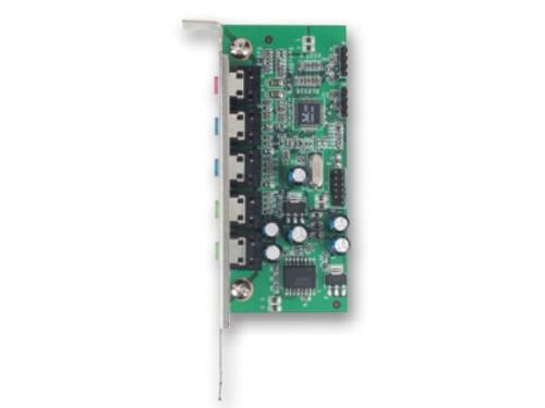 Звуковая карта Advantech PCA-AUDIO-00A1E, для сервера, вид 1