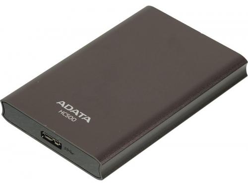 ������� ���� ADATA Choice HC500 2TB, �����������, ��� 2