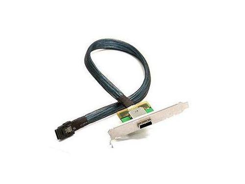 Кабель (шнур) SuperMicro CBL-0351L-LP, переходник, вид 1
