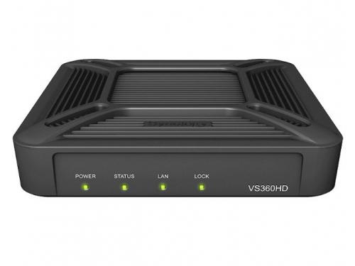 Видеорегистратор Synology VisualStation VS360HD (для систем видеонаблюдения), вид 1