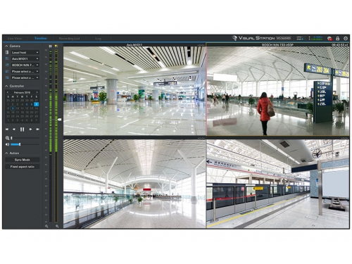 Видеорегистратор Synology VisualStation VS360HD (для систем видеонаблюдения), вид 8