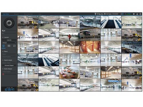 Видеорегистратор Synology VisualStation VS360HD (для систем видеонаблюдения), вид 7