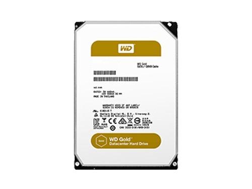 Жесткий диск Western Digital WD4002FYYZ (4000 Gb, 128 Mb, SATA3, 7200rpm), для сервера, вид 1