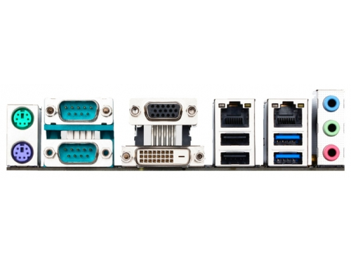 Материнская плата Gigabyte Celeron N3150 MITX GA-N3150N-D3V, вид 3