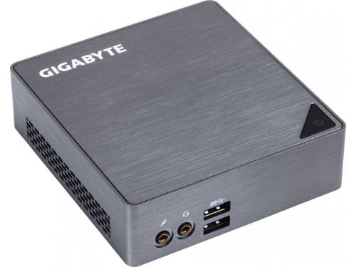 ������ GIGABYTE BRIX GB-BSi5H-6200 Grey i5-6200U/DDR3/��� HDD/Intel HD/Lan/WiFi/BT/��� ��, ��� 1