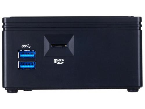 Неттоп GIGABYTE BRIX GB-BACE-3000 , вид 3