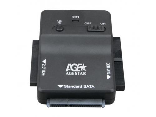 USB-устройство AgeStar 3FBCP1 USB3.0 to all IDE +SATA devices, вид 1