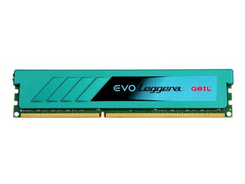 Модуль памяти Geil GEL34GB1600C9SC (DDR3, 4096Mb, 1600Mhz) Evo Leggera, вид 2