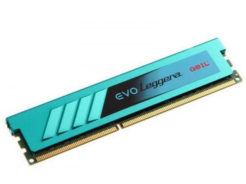 Модуль памяти Geil GEL34GB1600C9SC (DDR3, 4096Mb, 1600Mhz) Evo Leggera, вид 1