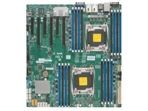 ����������� ����� SuperMicro MBD-X10DRI-O ���������, ��� 1