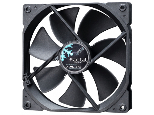 Кулер Fractal Design Dynamic GP-14 (140 mm), черный, вид 2