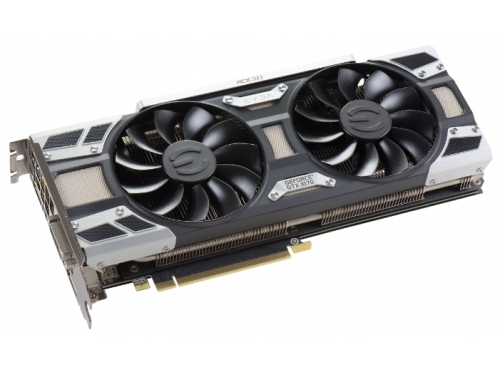 ���������� GeForce EVGA GeForce GTX 1070 1594Mhz PCI-E 3.0 8192Mb 8008Mhz 256 bit DVI HDMI HDCP, SC GAMING ACX 3.0, ��� 2
