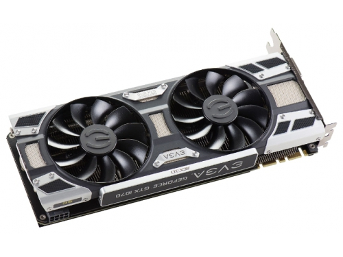 ���������� GeForce EVGA GeForce GTX 1070 1594Mhz PCI-E 3.0 8192Mb 8008Mhz 256 bit DVI HDMI HDCP, SC GAMING ACX 3.0, ��� 3