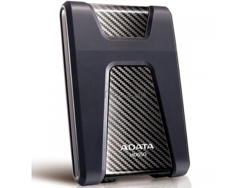 Жесткий диск A - Data AHD650 - 2TU3 - CBK, черный, вид 1