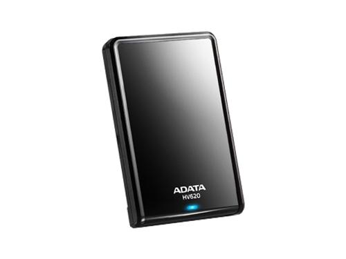 Жесткий диск A - Data AHV620 - 500GU3 - CBK, черный, вид 2