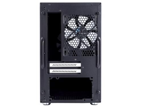 Корпус Fractal Design Define Nano S, Black FD-CA-DEF-NANO-S-BK-W с окном, вид 3