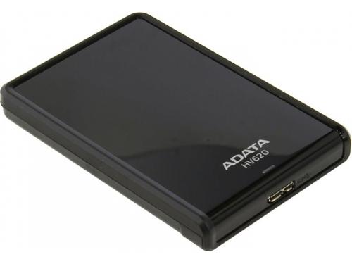 Жесткий диск A - Data AHV620 - 1TU3 - CBK, черный, вид 1